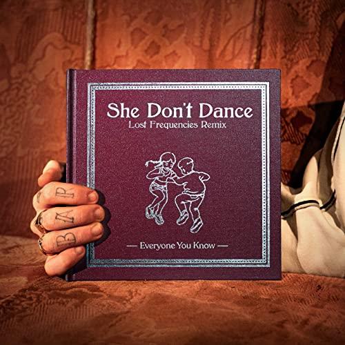 دانلود موزیک الکترونیک Everyone You Know - She Don't Dance