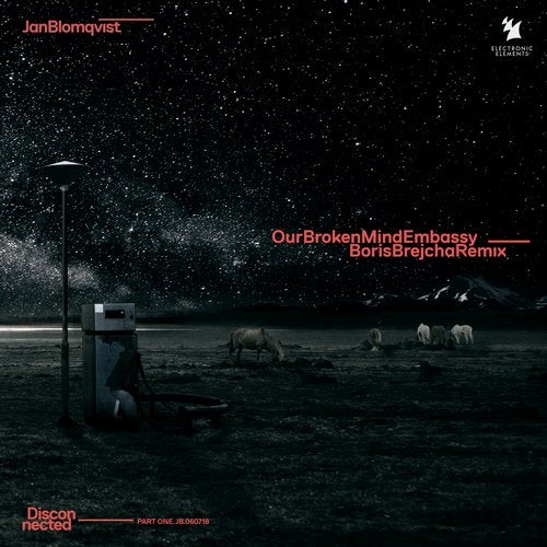 دانلود آهنگ Jan Blomqvist - Our Broken Mind Embassy Boris Brejcha Remix