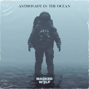 دانلود آهنگ Masked Wolf - Astronaut In The Ocean