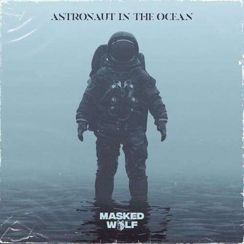 دانلود آهنگ Masked Wolf - Astronaut In The Ocean