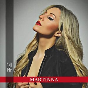 دانلود آهنگ MARTINNA - Tell Me (Prod. By Guy Elberg)